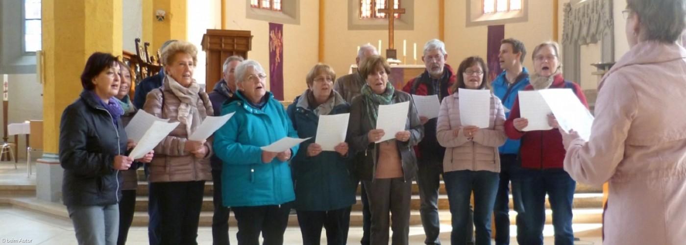 Kirchenchorfahrt Jena